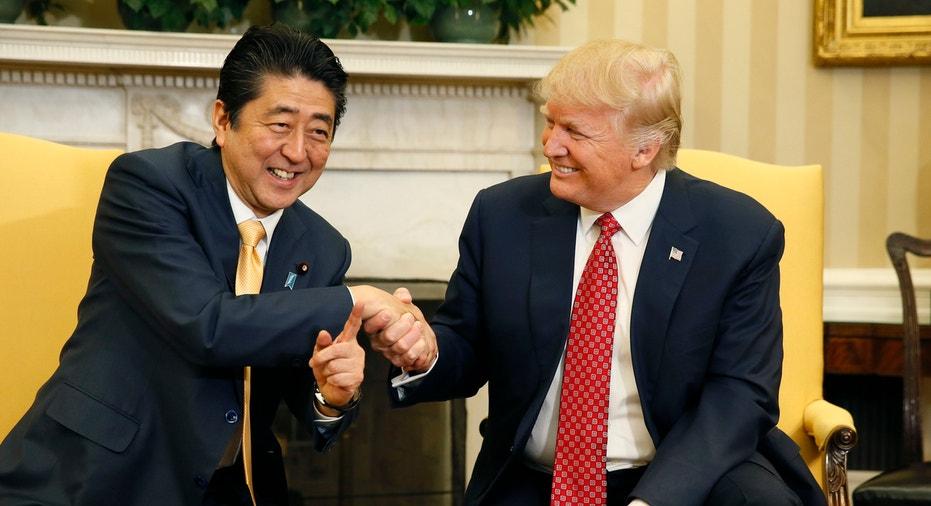 USA-TRUMP/JAPAN