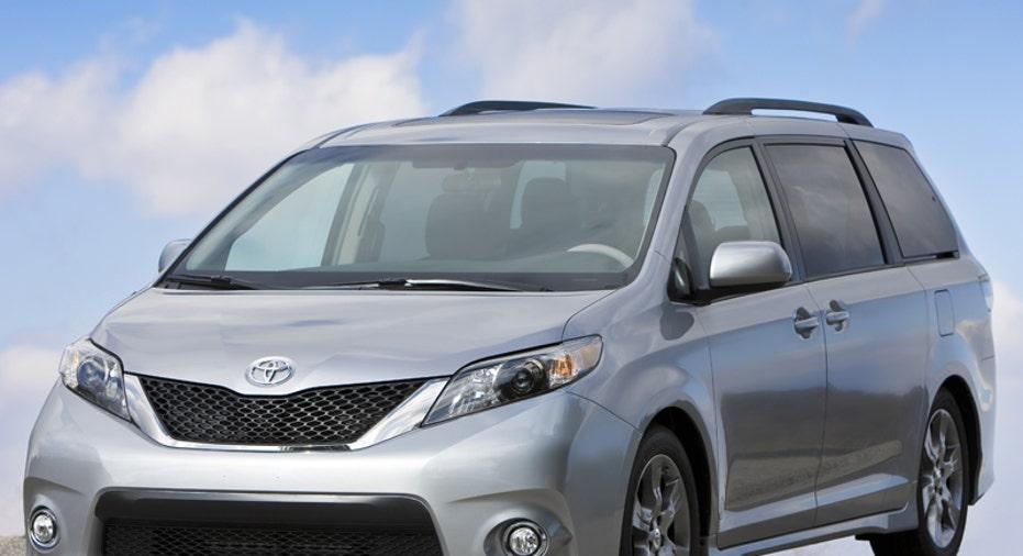 Toyota Sienna SE