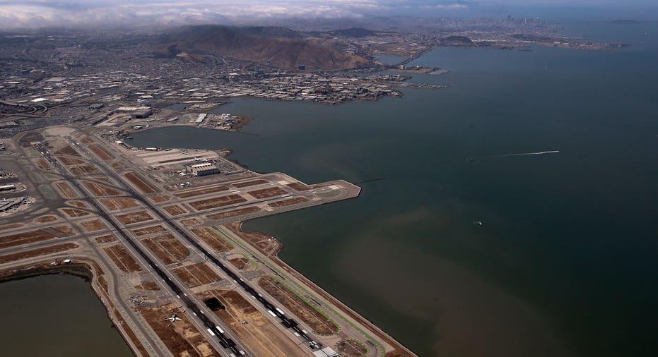 San Francisco airport FBN