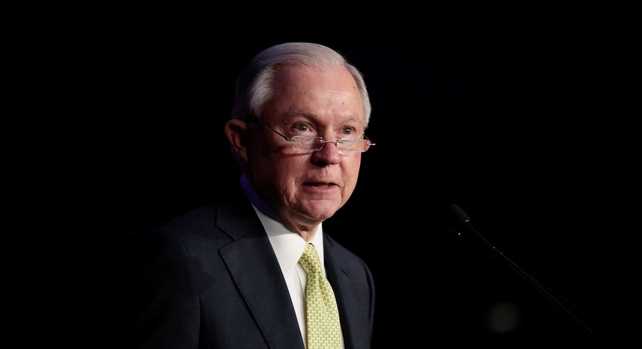 USA-JUSTICE/SESSIONS