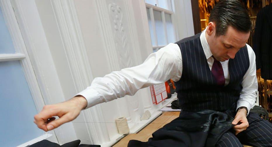 sewing, tailor, job interview, interview, suits, men suit
