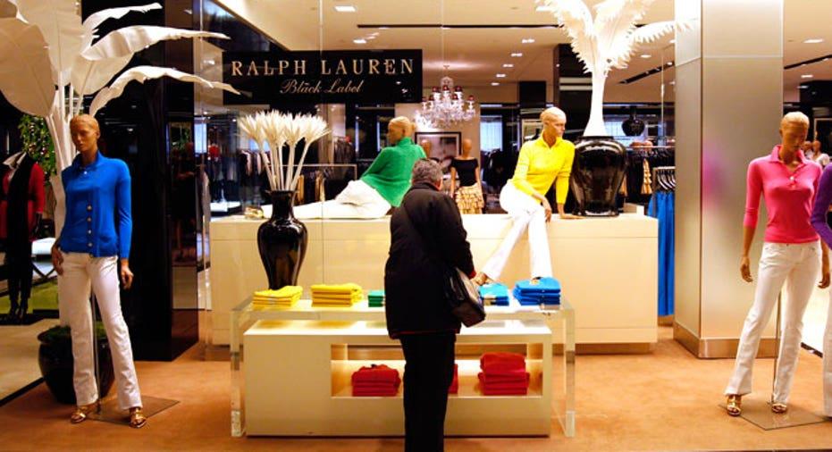 Shopper Ralph Lauren