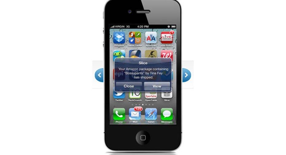 PF slice-app