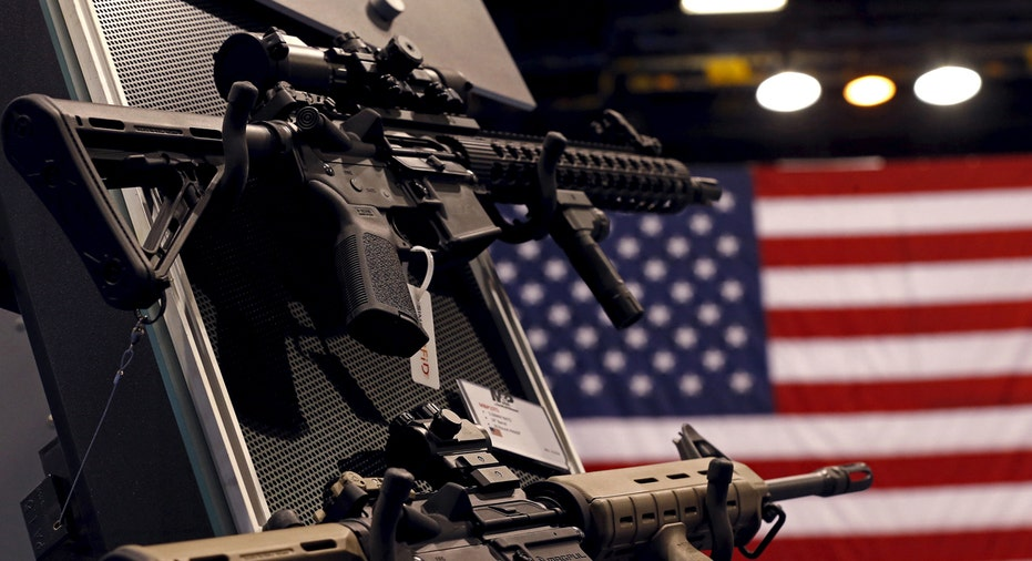 Smith & Wesson rifles, guns, firearms, FBN