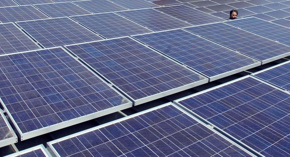 Solar Panels  Reuters
