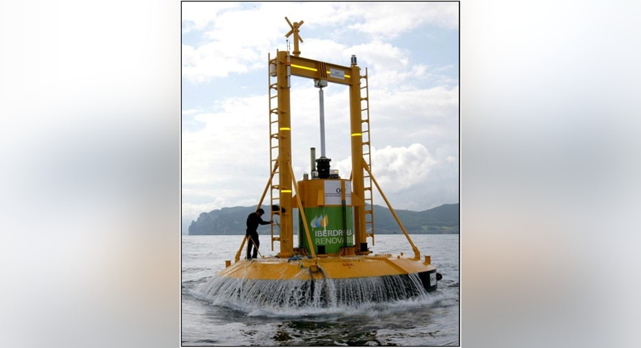 Spain Buoy Deployed