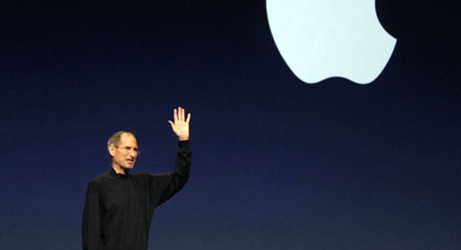 Steve Jobs' Farewell, Reuters