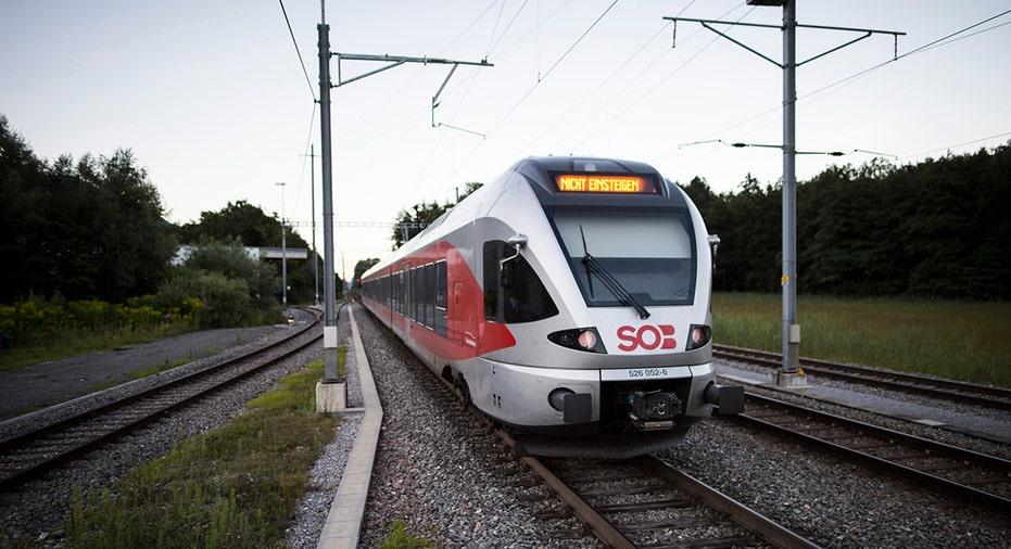 Swiss Train Attack AP FBN