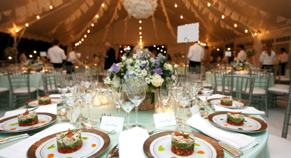 Table Setting Wedding Reuters