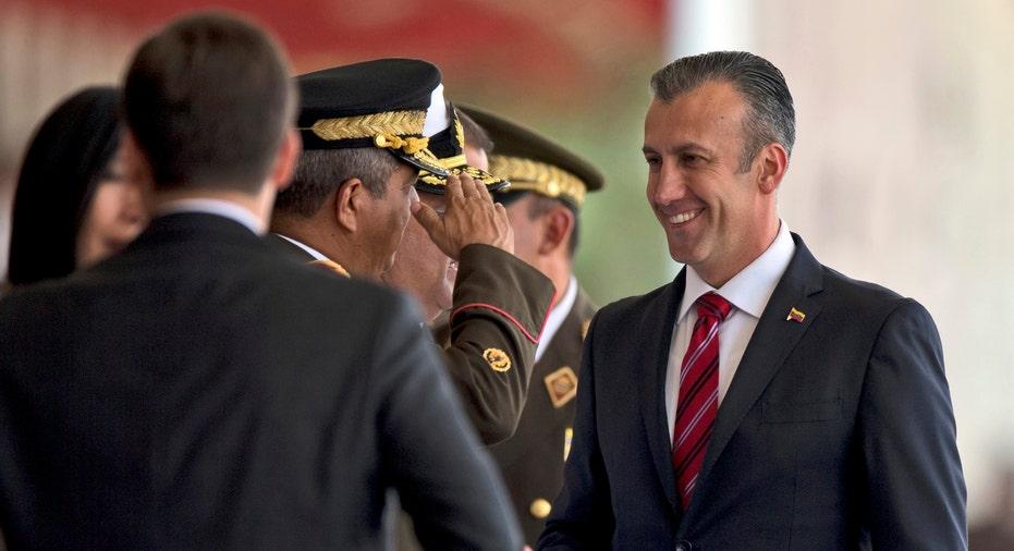 Tareck El Aissami AP FBN