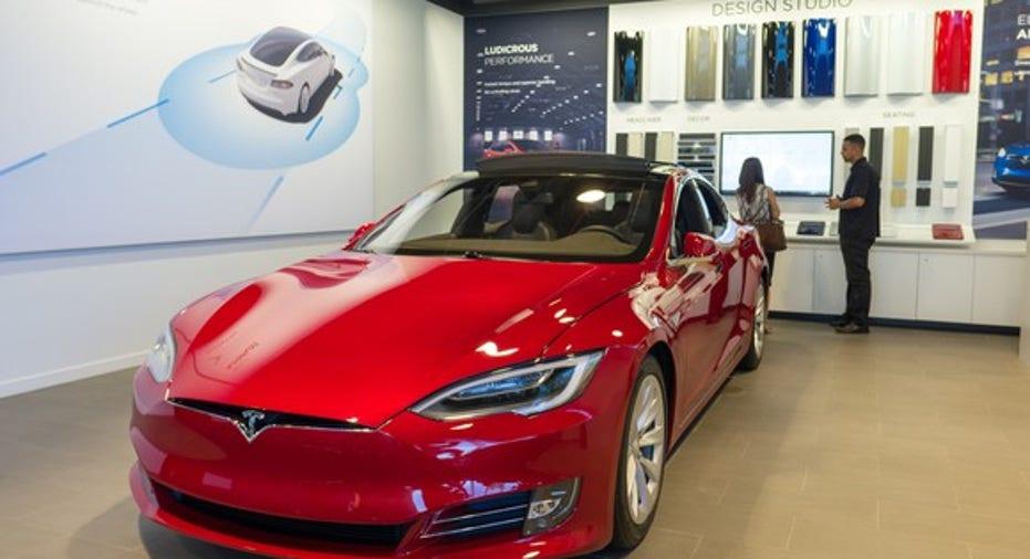 Why Tesla Motors, Inc. Stock Soared in December | Fox Business
