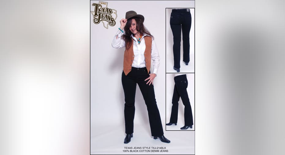 5 Texas Jean, PF Slideshow