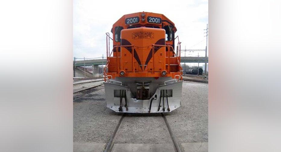 Train, PF slideshow
