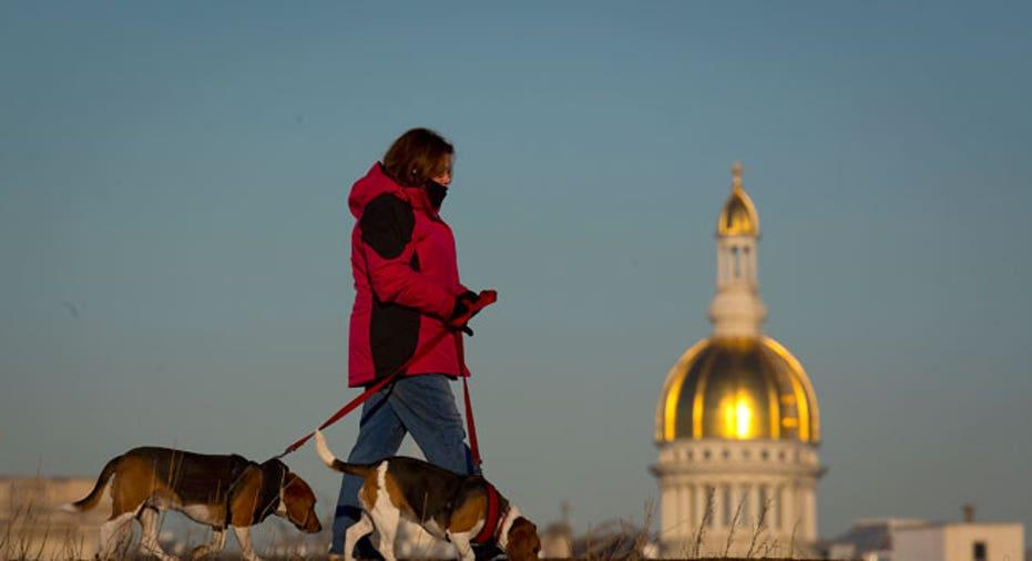 Trenton, New Jersey Capitol Building