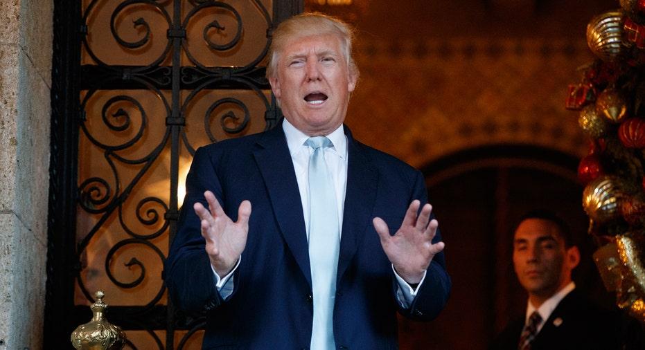 Donald Trump AP, Trump AP FBN