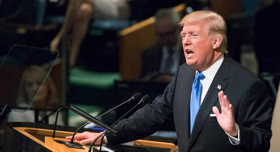 Trump UN speech FBN