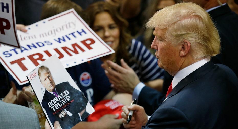 Donald Trump, Trump supporters