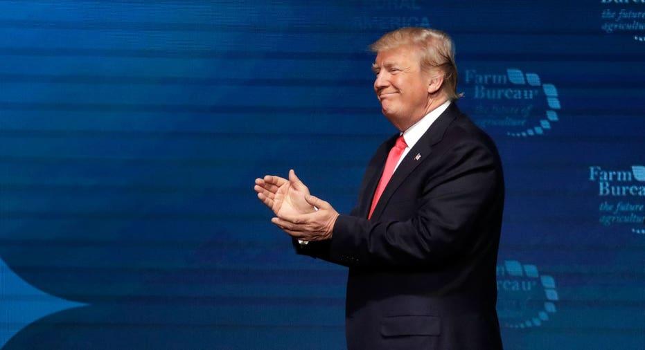 President Trump speech in Nashville AP FBN