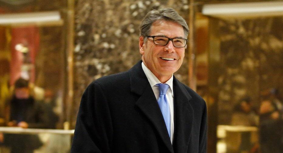Rick Perry (Secretary of Energy)