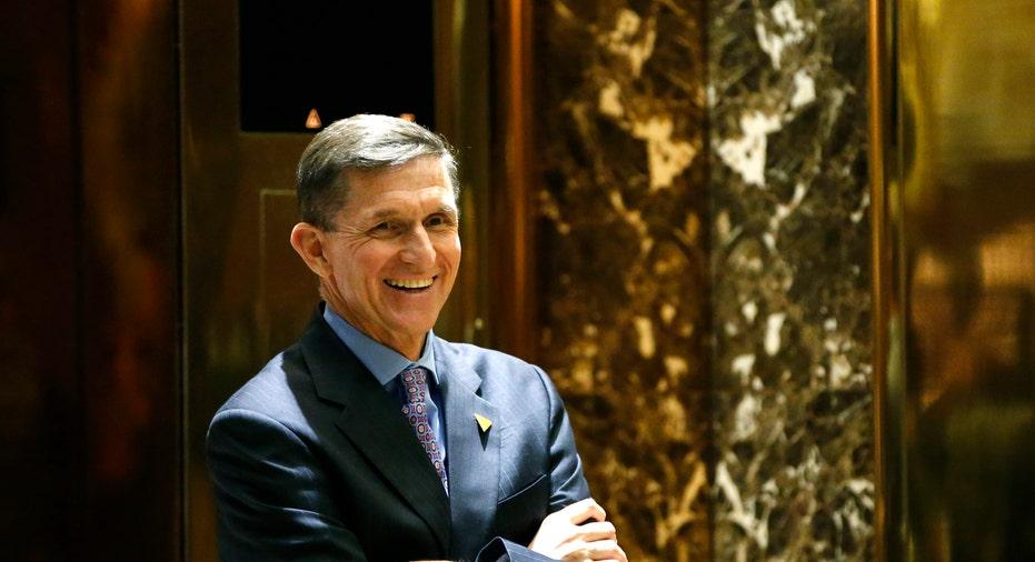 Retired Lieutenant General Michael Flynn (National Security Advisor)