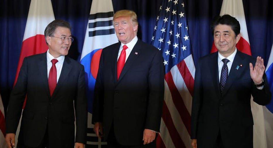Trump G20  Reuters