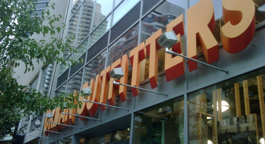 3. Urban Outfitters