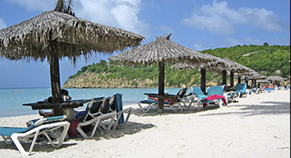 Vacation on Beach