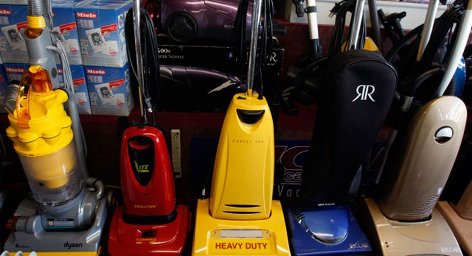 Vacuum Cleaners, Reuters