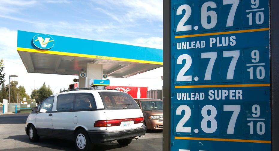 Valero gas station FBN