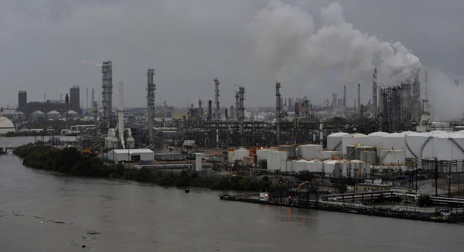 Valero Refinery Houston  Reuters