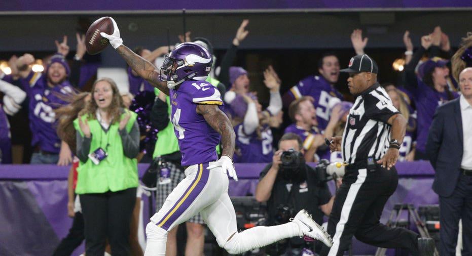 Vikings Win  USA Today Sports