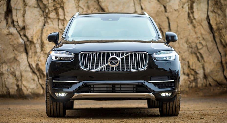 2018 Volvo XC90 grille FBN