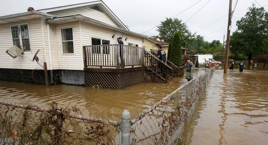 West Virginia Severe Weather, flood