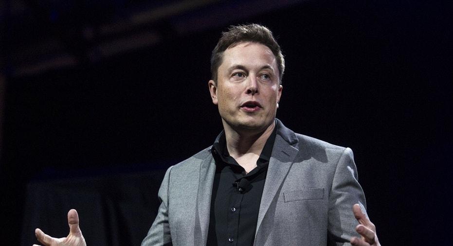 Elon Musk FBN