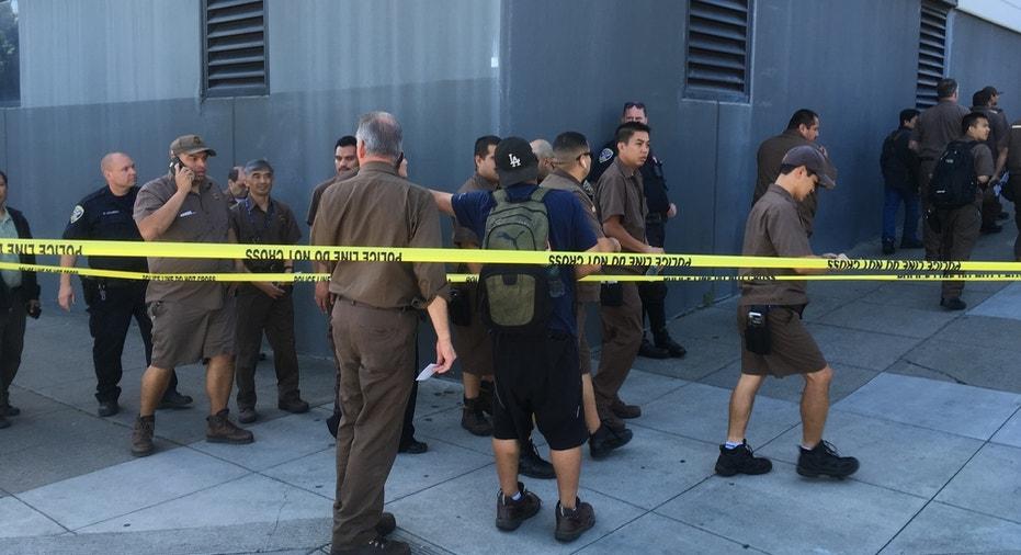 UPS Shooting FBN