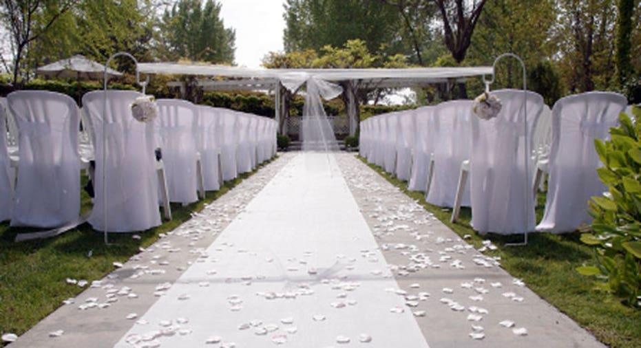 Wedding Ceremony Site, wedding ceremony