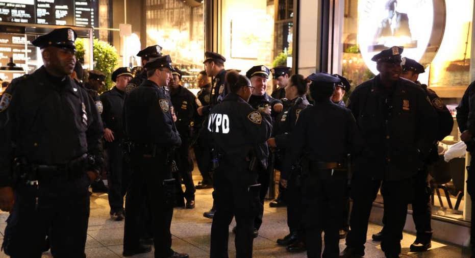 Trump cops