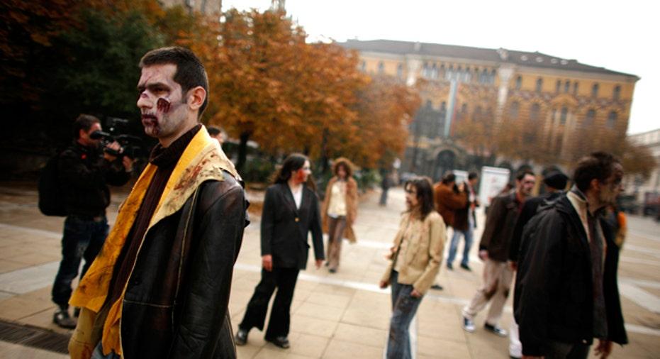 Zombies Actors, Personal Finance Slideshow