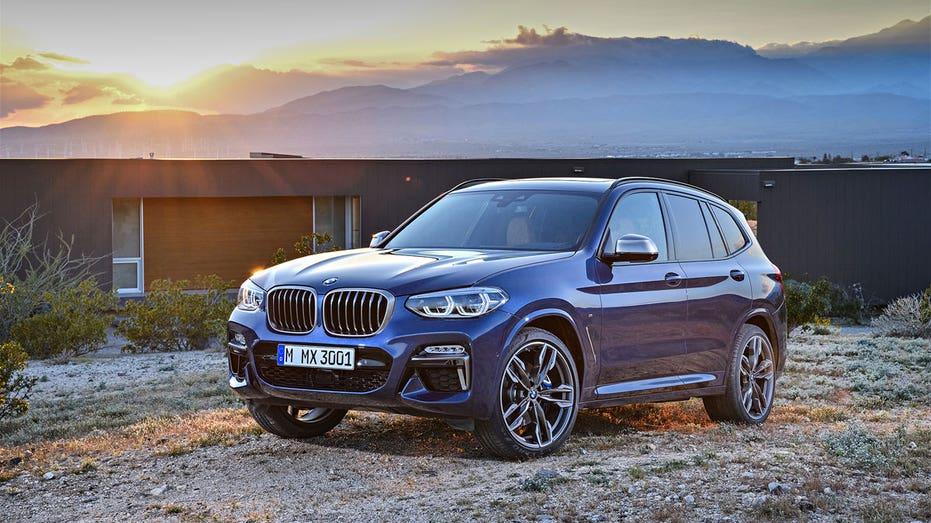 2018 BMW X3 AP FBN