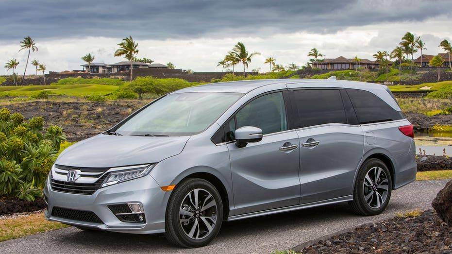2018 Honda Odyssey minivan FBN