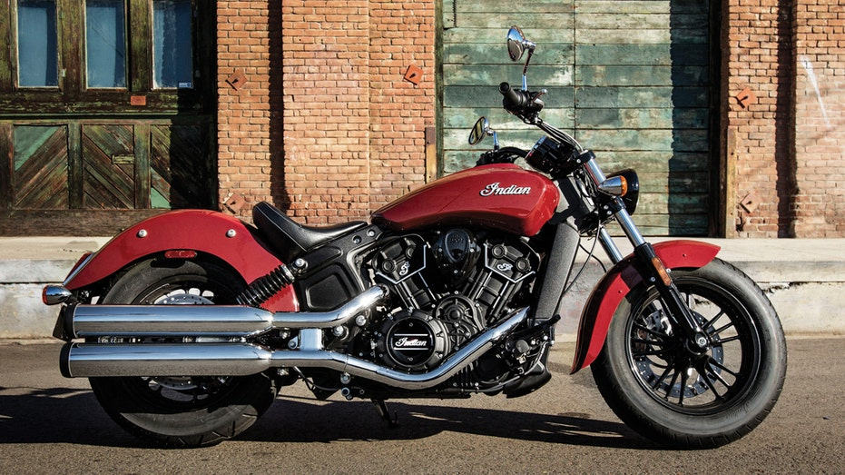 Indian Scout Sixty motorcycle FBN