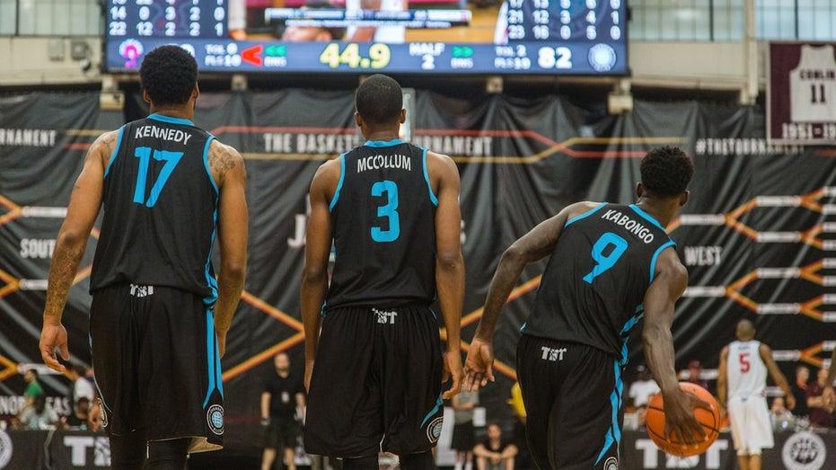 The Basketball Tournament OE