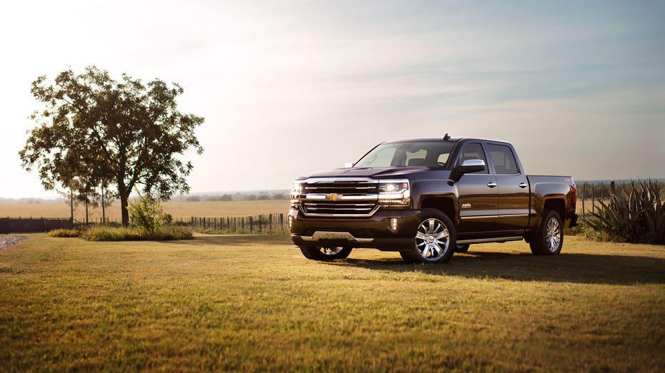 2017 Chevrolet Silverado High Country GM General Motors FBN