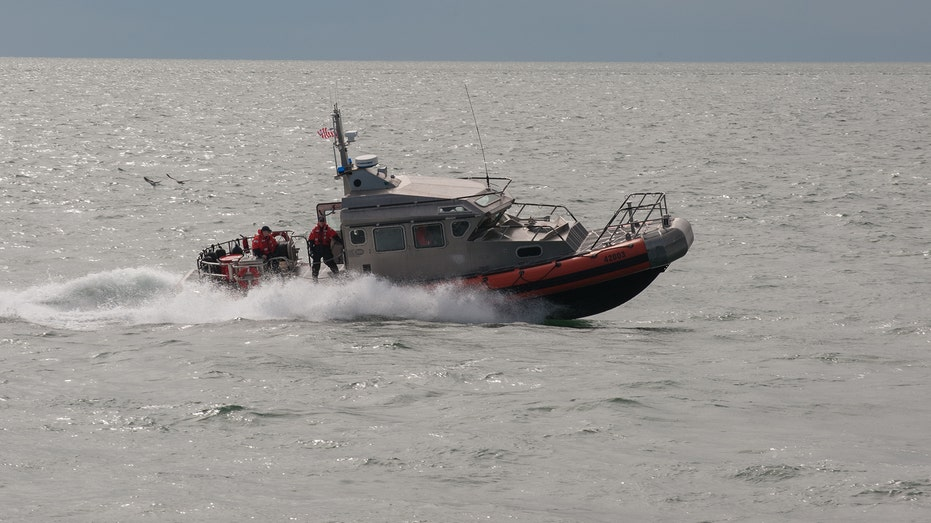 Coast Guard Boat FBN