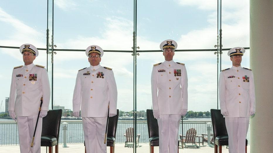 Coast Guard Members FBN