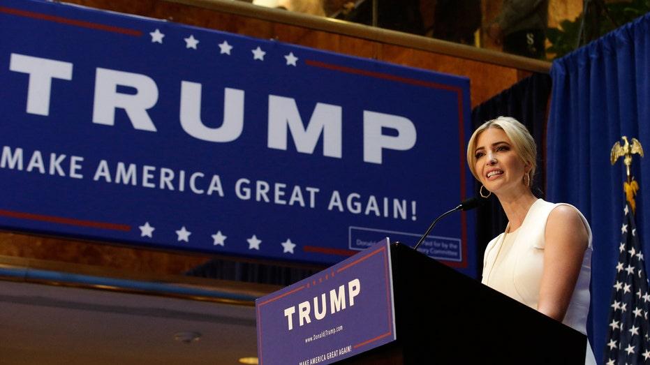Ivanka Trump, Donald Trump daughter