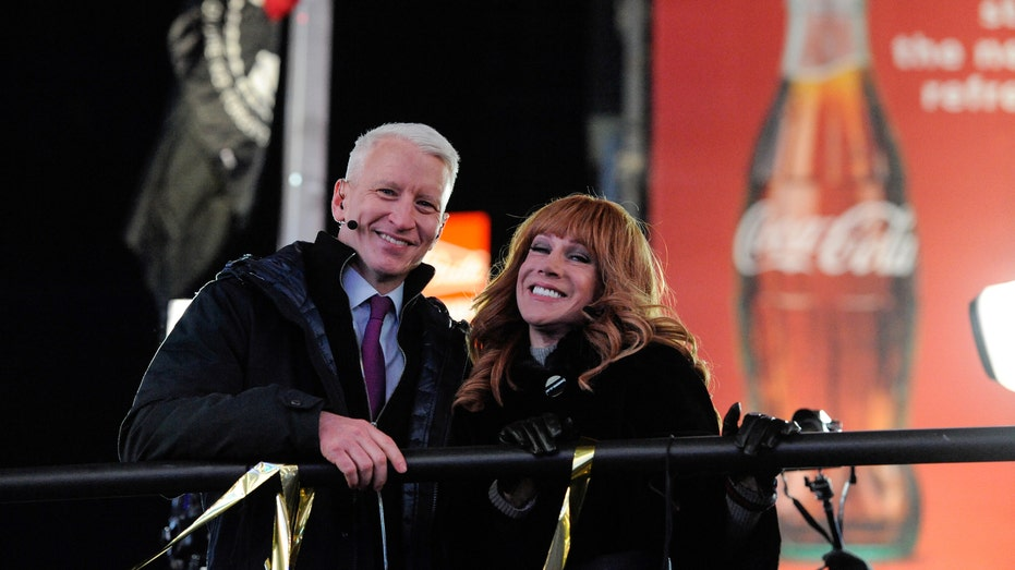 Kathy Griffin Anderson Cooper RTR FBN