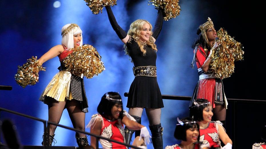 Madonna Super Bowl FBN