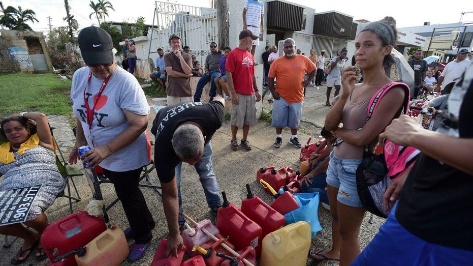 Puerto Rico Hurricane Maria AP FBN