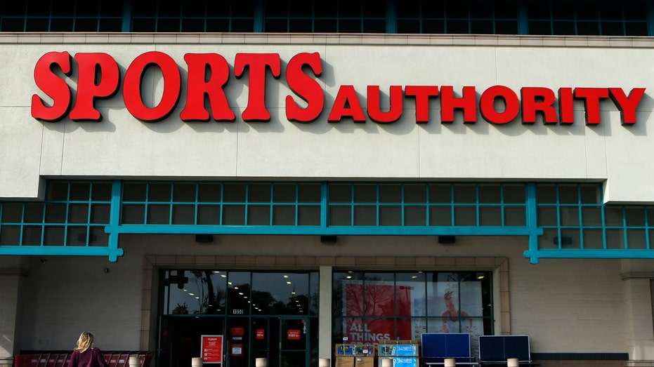 Sports Authority RTR FBN